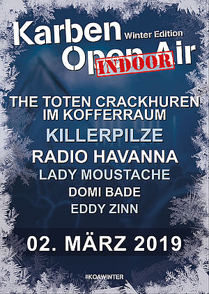 Karben Open Air, Winter Edition